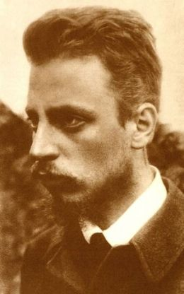 'You come and go':Rainer Maria Rilke